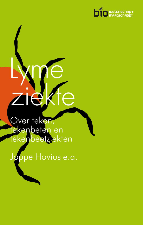 Ziekte van Lyme boek